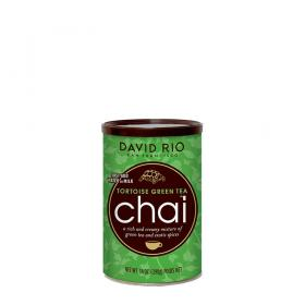 David Rio Chai Latte Tee Tortoise Green Tea ~ 398g
