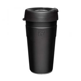 KeepCup Edelstahl Thermobecher To Go Black - 454 ml
