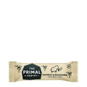 The Primal Pantry Paleo Rohkost Riegel Coconut & Macadamia ~ 45g