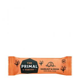 The Primal Pantry Paleo Rohkost Riegel Hazelnut & Cocoa ~ 45g