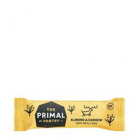 The Primal Pantry Paleo Rohkost Riegel Almond & Cashew ~ 45g