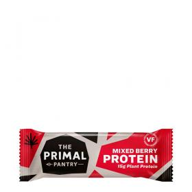 The Primal Pantry Protein Riegel Mixed Berries ~ 1 x 55 g Riegel