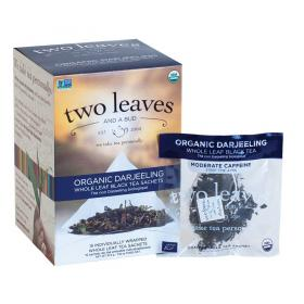 two leaves and a bud Darjeeling Schwarztee ~ 15 Teebeutel